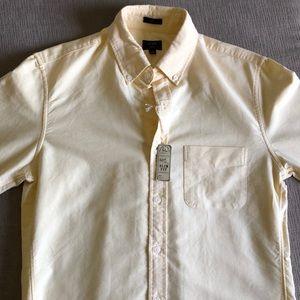 Long sleeve J. Crew button down shirt
